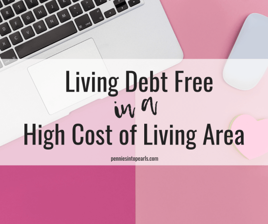 When living in a city with a high cost of living, it's especially a huge help to know ways to save money. These 5 tips to save money when living in a high cost of living area will help you stretch your money.