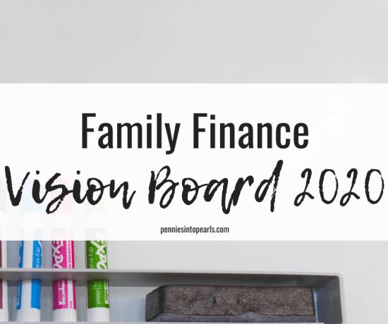 3 steps to create a vision board that helps you stick to your budget. You've heard of a vision board before right? Its name somewhat explains itself. It's a visual reminder of goals and dreams that you have for your life. Did you know that a vision board for you budget is exactly the same thing?