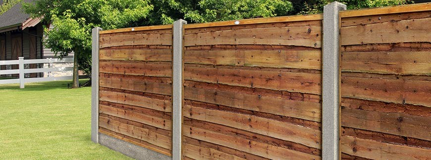 Garden Fencing Traditional Garden Fence Panels Pennine Fencing Landscaping