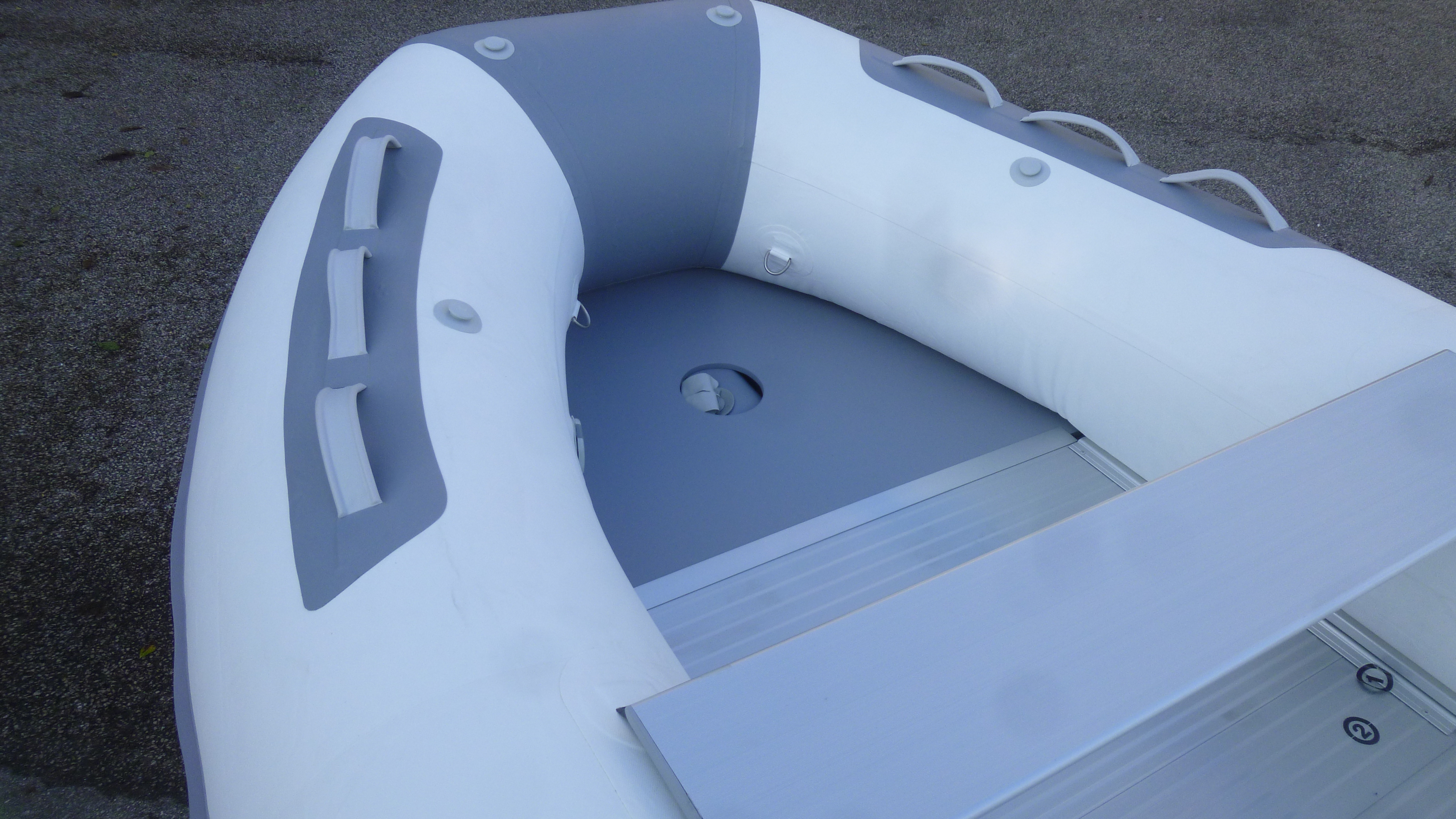 Zodiac Cadet Alu Solid Floor  Inflatable Boat Images