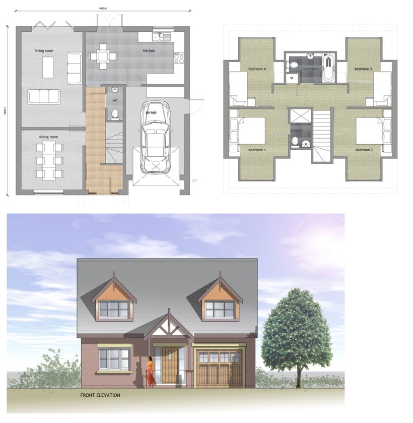 Timber Frame Self Build Homes From Scandia Hus: Self Build Timber Frame House Kits Scotland