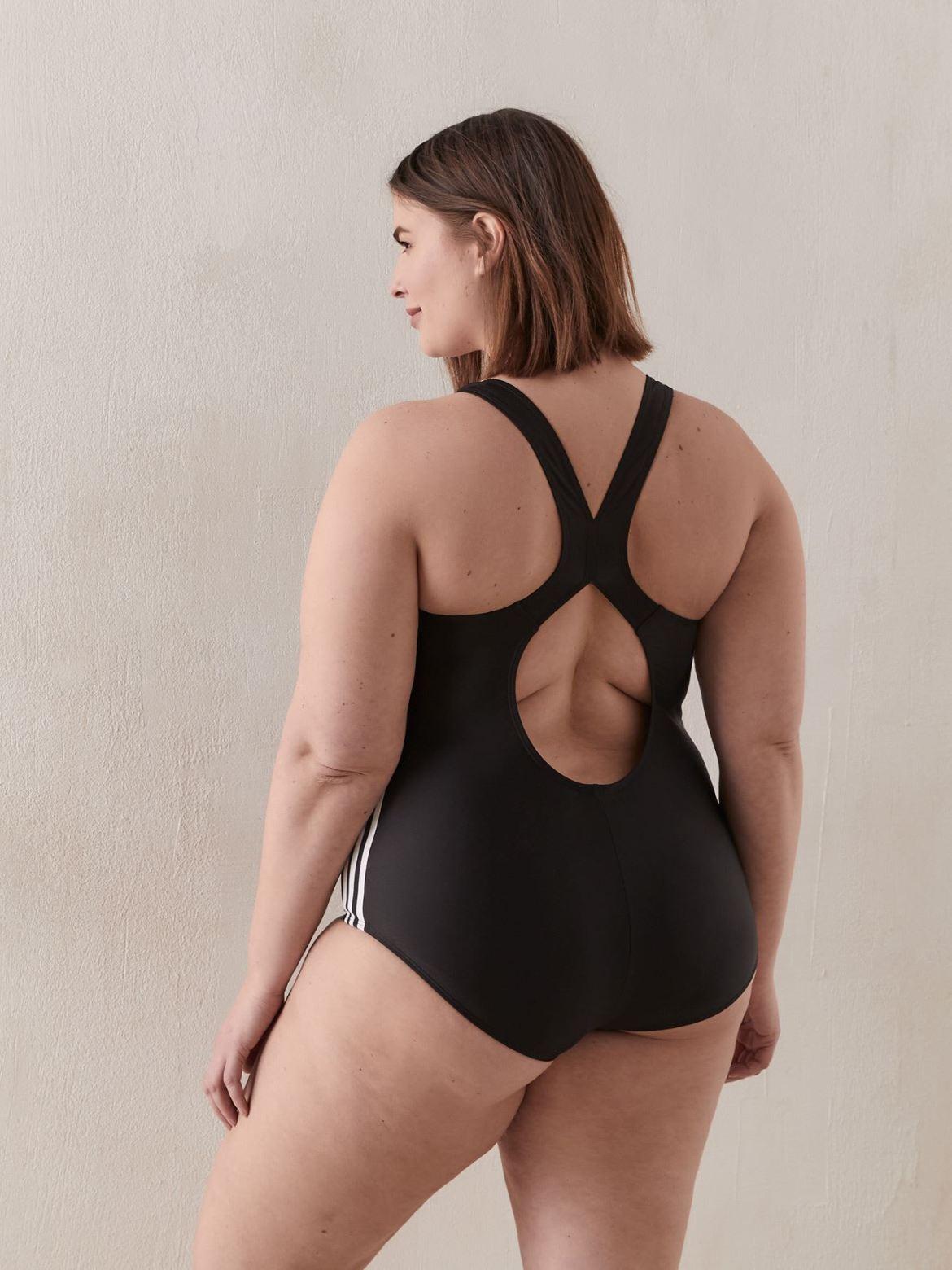 3-Stripes One-Piece Swimsuit - Adidas
