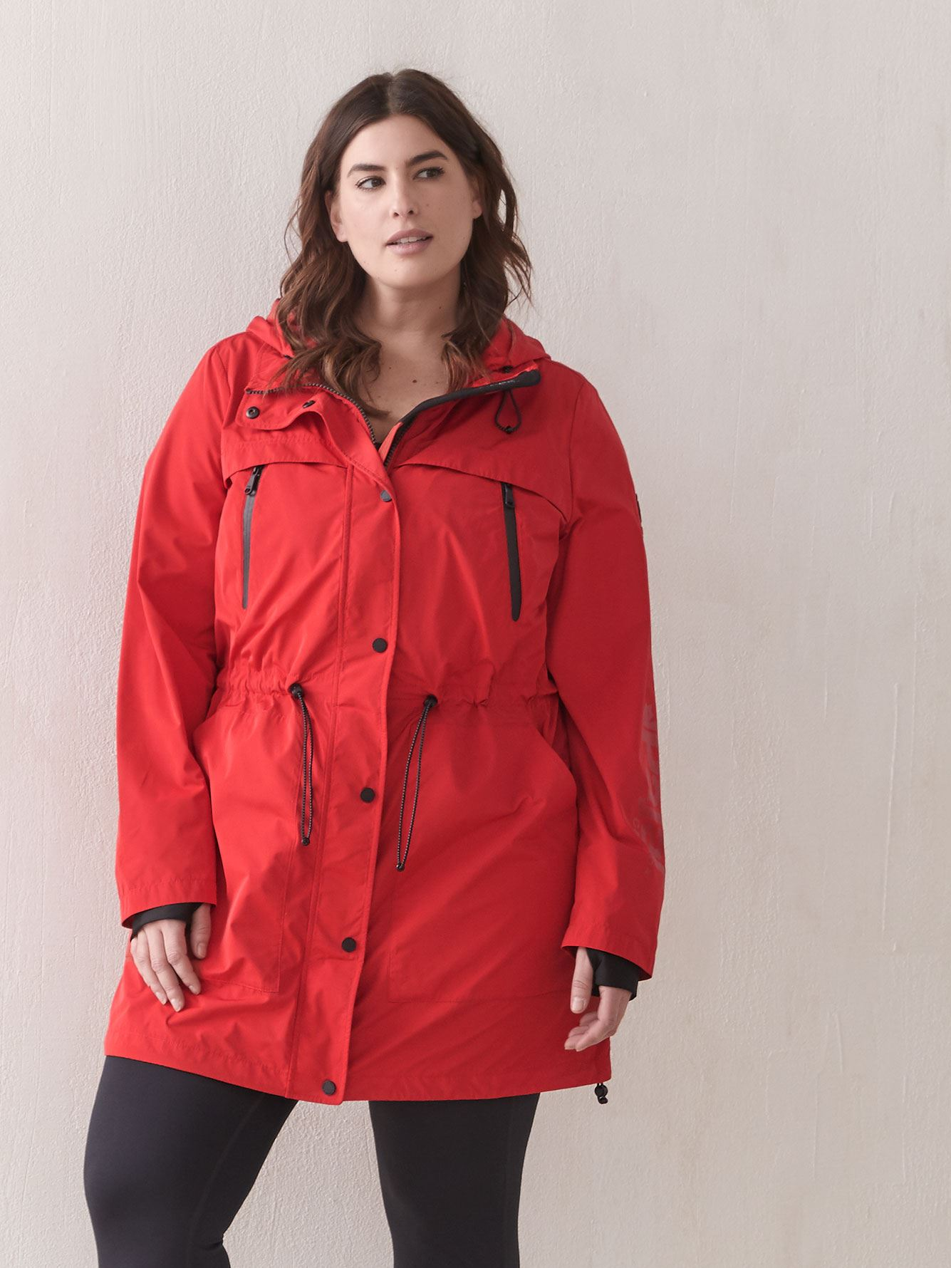 Jackie Packable Rain Coat - Pajar 2