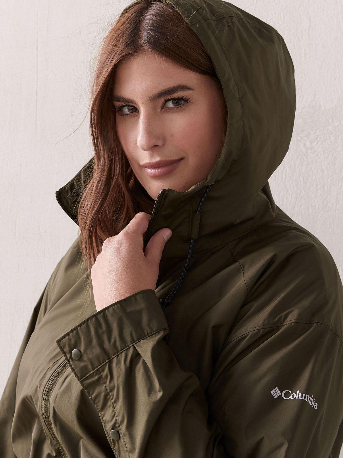 Sweet Maple Rain Jacket - Columbia