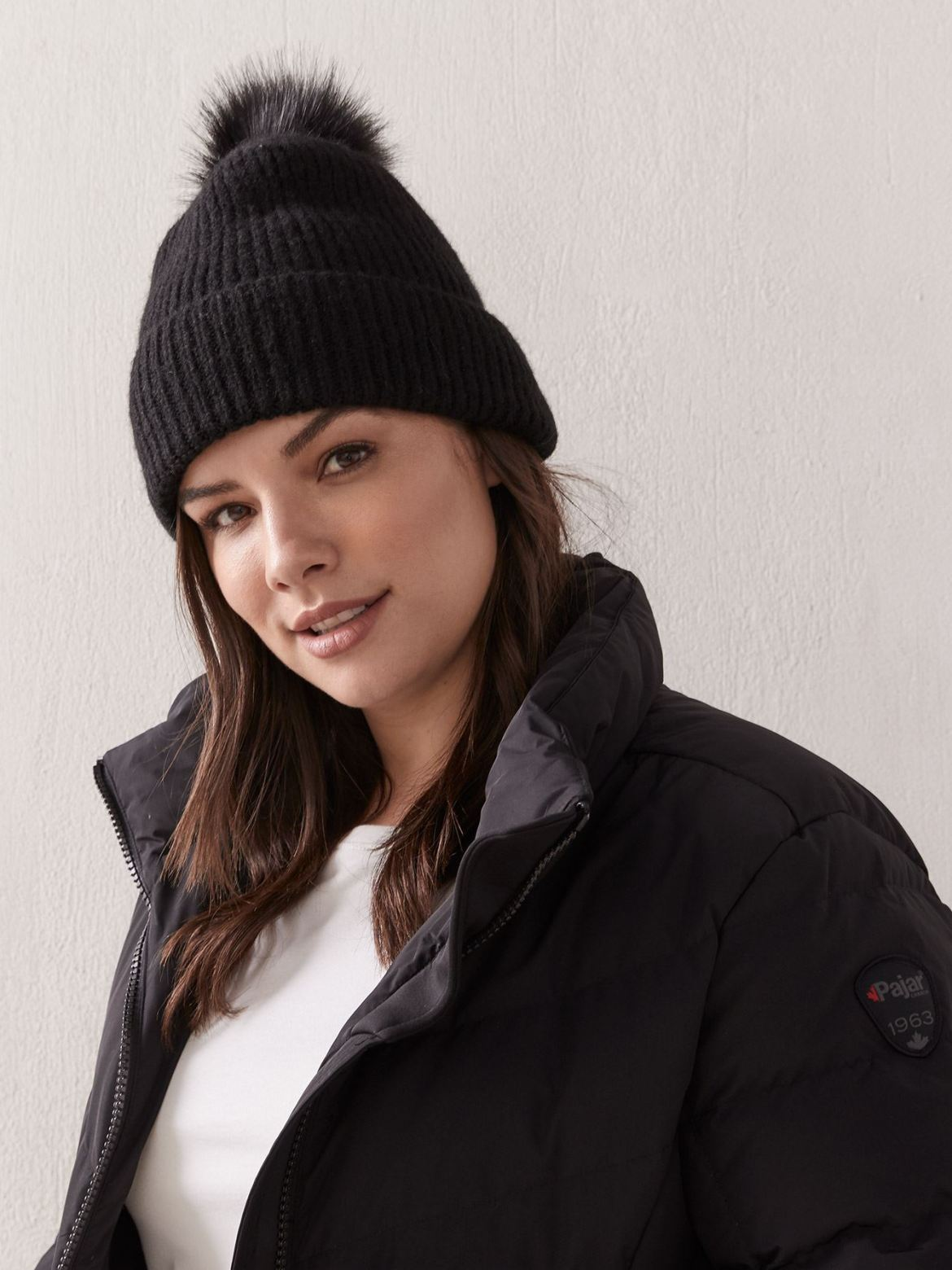 Queens Quilted Coat with Fur Trimmed Hood - Pajar