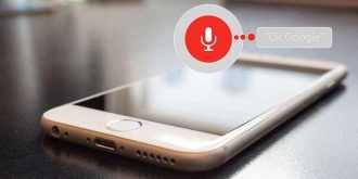 voice control search smartphone Google Assistant