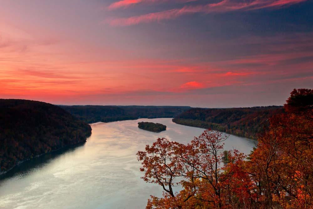 Pennsylvanias best views 2 Sixteen destinations our