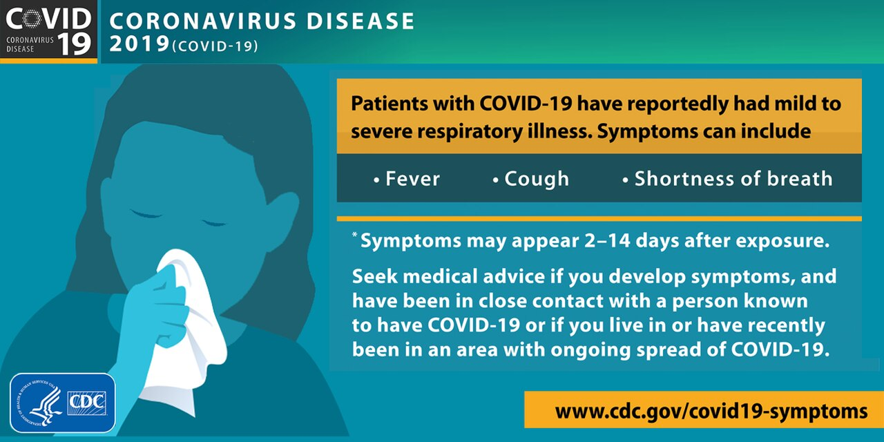 What are the symptoms of coronavirus? Flu, allergies can make you ...