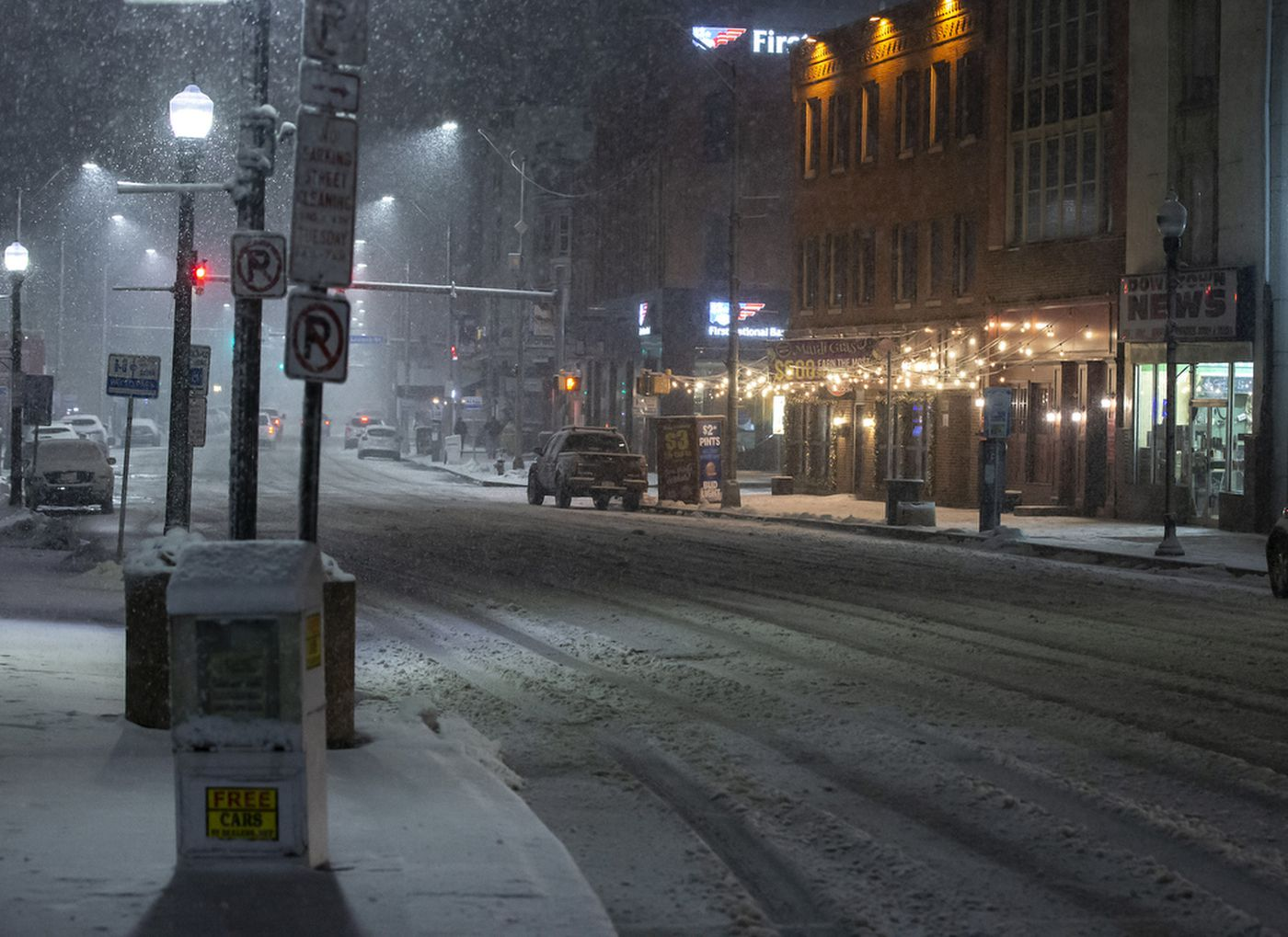 snow verload expected for