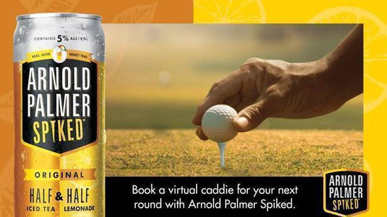 arnold palmer spiked is offering 25