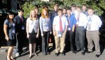 Penn Manor High School TSA team