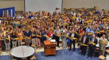 Penn Manor Millersville University graduates