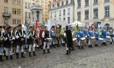 Les lanceurs de drapeau d'Asti