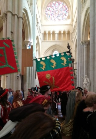 Messe à la Cathédrale St Jean