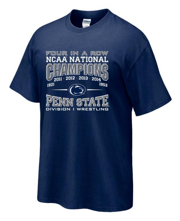 Penn State Wrestling Shirts