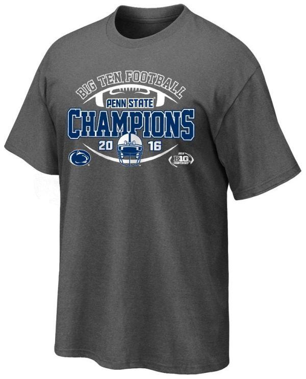 Penn State Championship T-Shirts