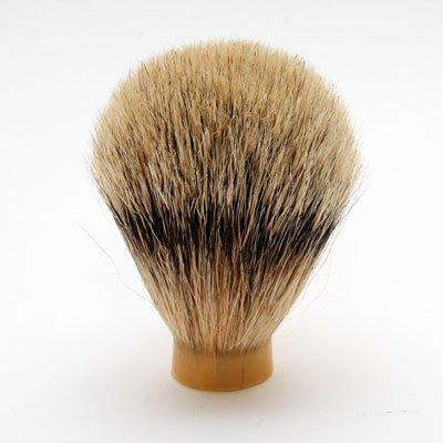 best badger hair shaving brush 20 5mm base deluxe quality at penn state industries