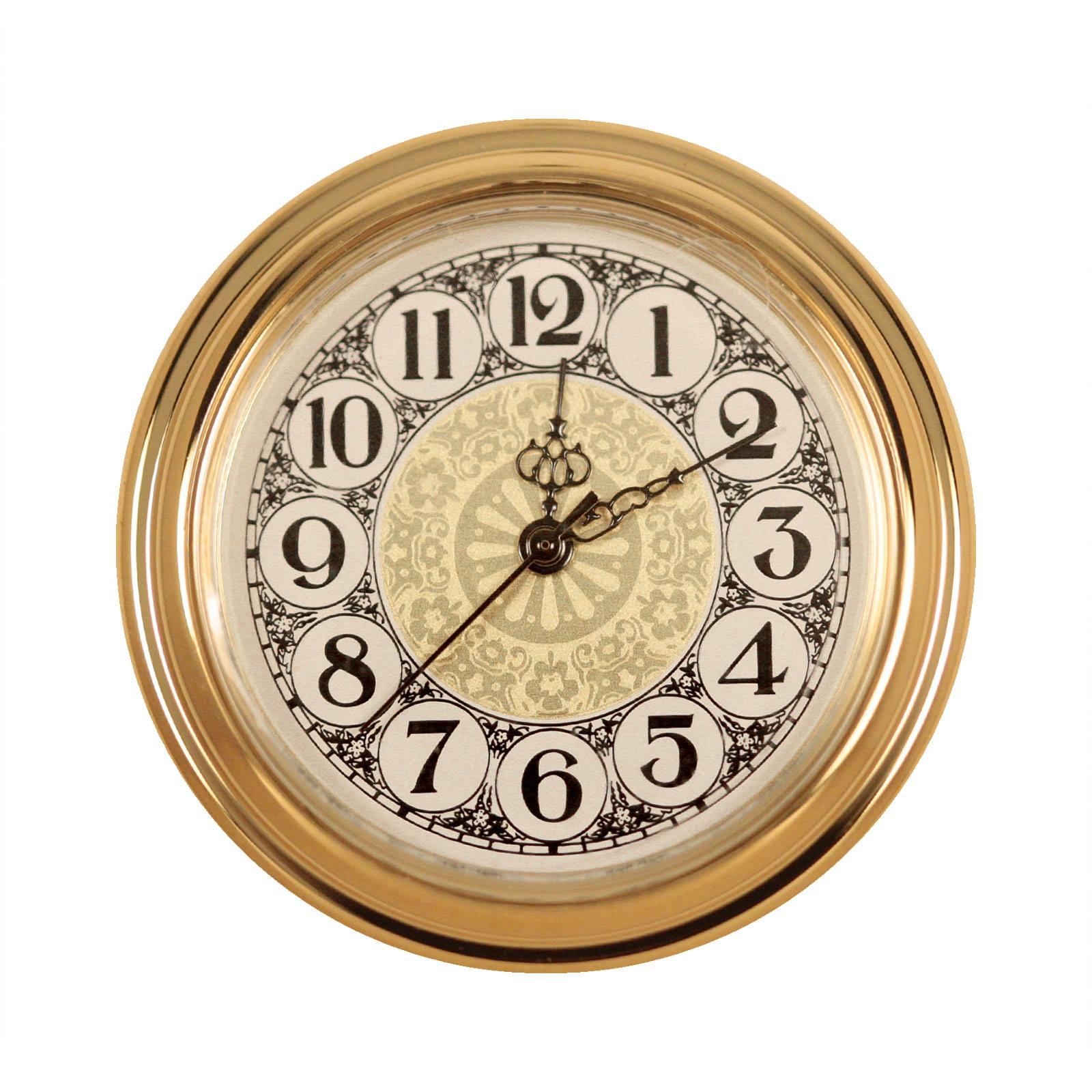 1 7 16 In Mini Clock