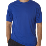 Spiritwear Performance Tee (royal) $15