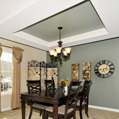 Moen Chateau Kitchen Faucet Decorating Insert Tray Ceiling | Pennwest Homes
