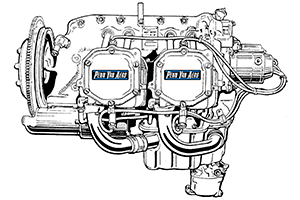 Lycoming AEIO-320 Aircraft Engines