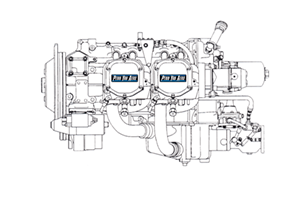 Lycoming IO-320 Aircraft Engines