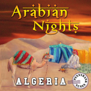 PNBT 1024 ARABIAN NIGHTS ALGERIA COVER