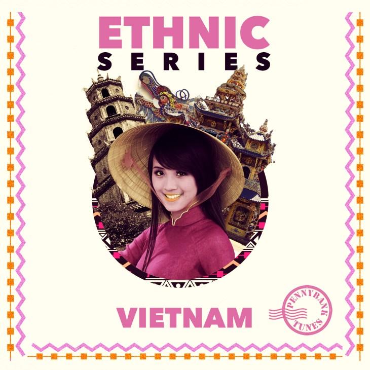 PNBT 1083 ETHNIC SERIES - VIETNAM