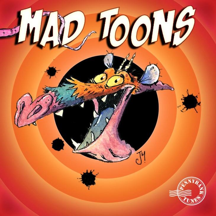 PNBT 1102 MAD TOONS