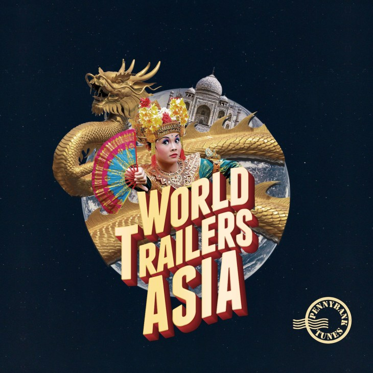 PNBT 1079 WORLD TRAILERS - ASIA
