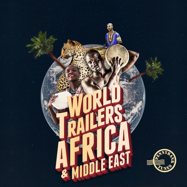 PNBT 1081 WORLD TRAILERS - AFRICA & MIDDLE EAST