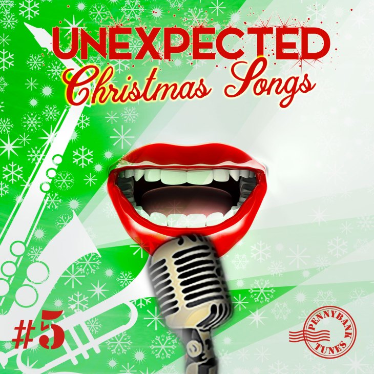 PNBT 1118 UNEXPECTED CHRISTMAS SONGS