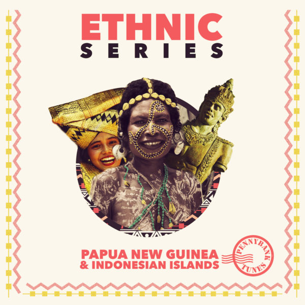 PNBT 1123 ETHNIC SERIES - PAPUA NEW GUINEA & INDONESIAN ISLANDS