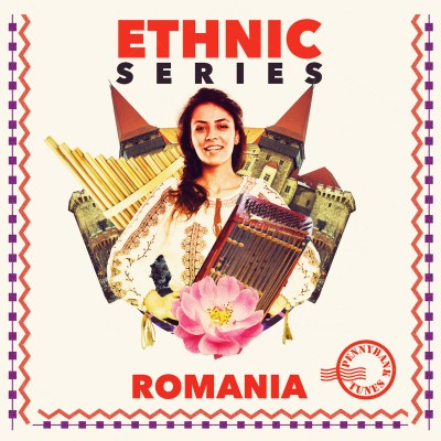 PNBT 1135 ETHNIC SERIES - ROMANIA