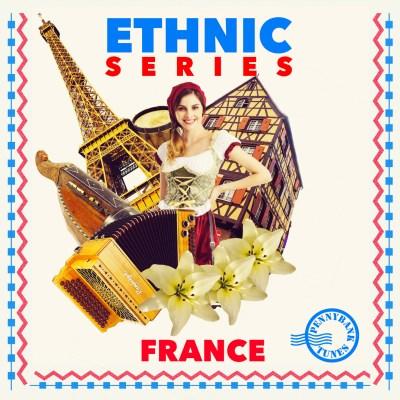 PNBT 1161 ETHNIC SERIES - FRANCE