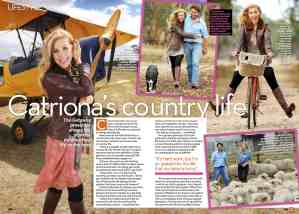 Catriona Rowntree interview