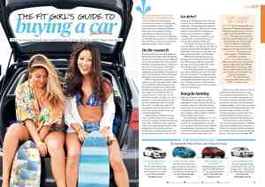 How to buy a new car magazine feature tips