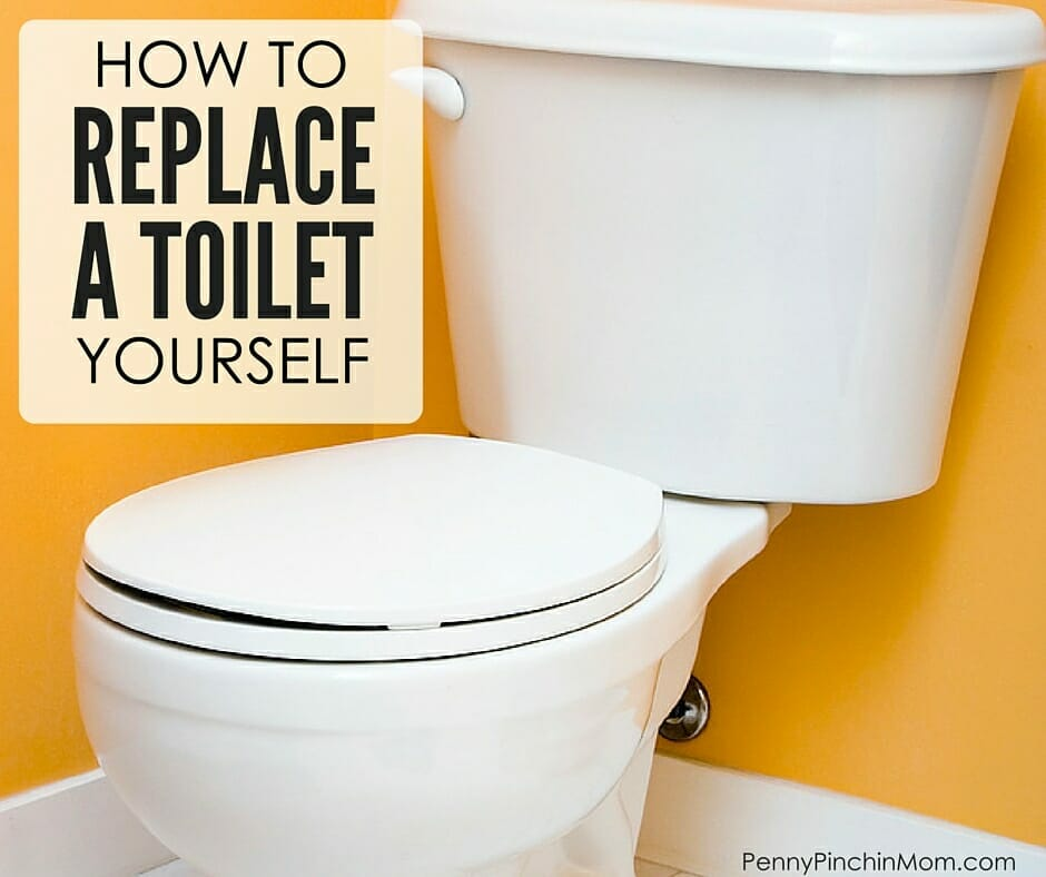 How to Replace a Toilet  Tips from a Plumber