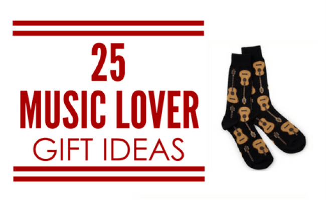 Gift Ideas For The Music Lover On Your Gift List This Year