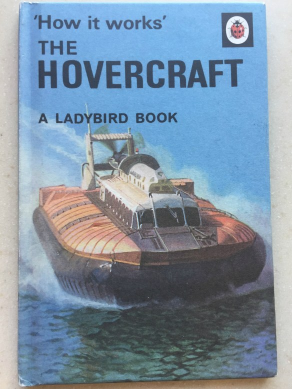 Ladybird Hovercraft Hovertravel