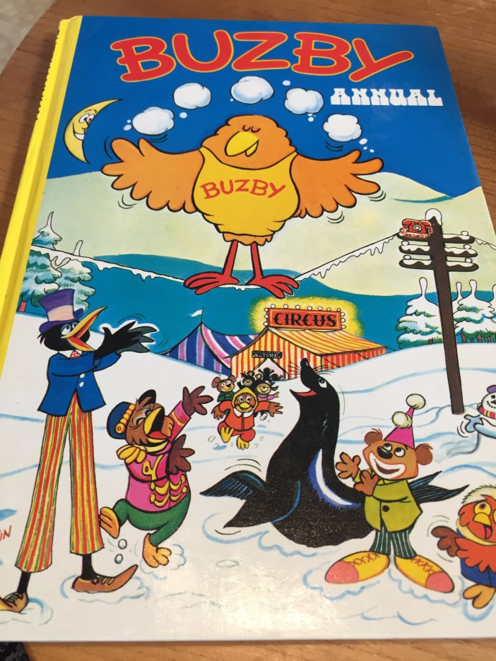 Buzby Annual