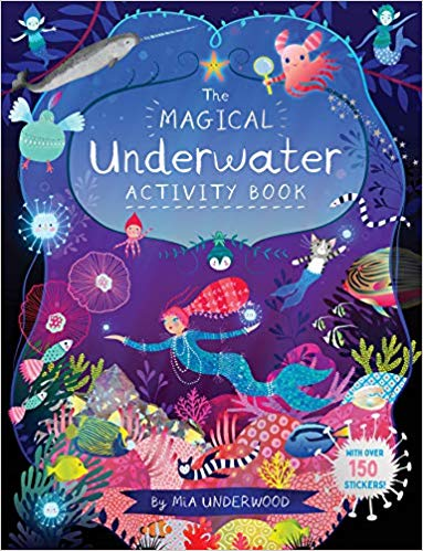 Magical Underwater Activity Book