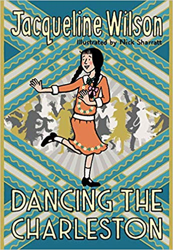 Dancing the Charleston Jacqueline Wilson cover