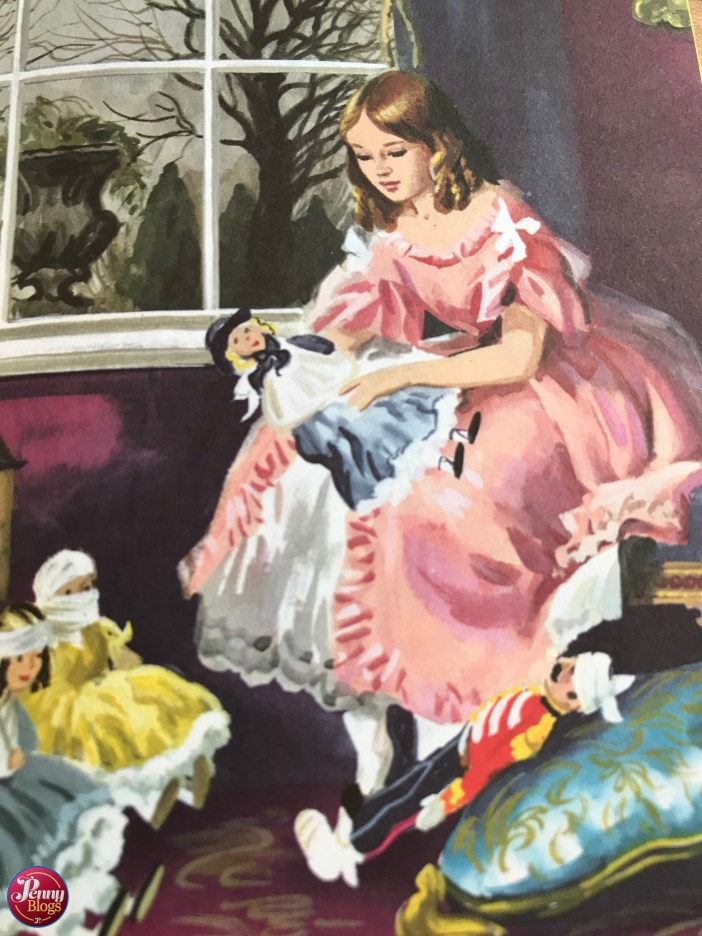 Ladybird Tuesday Florence Nightingale
