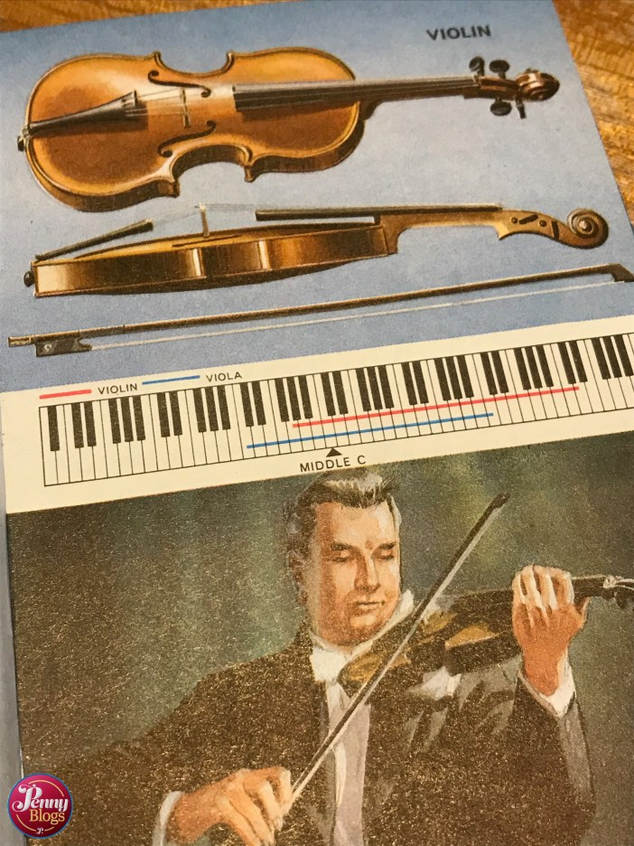 Ladybird Tuesday - A Ladybird Book of Musical Instruments