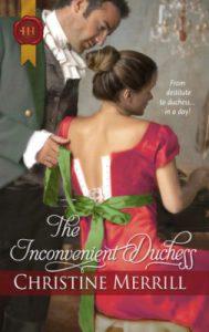 INCONVENIENT duchess