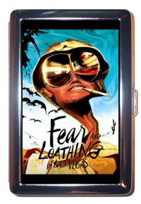 Hunter S. Thompson Fear And Loathing ID Holder Cigarette ...