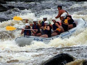 The Ultimate Penobscot River Maine Whitewater Rafting Trip