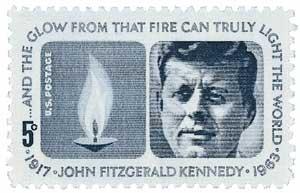 JFK Stamp #1246