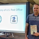 Peter Leffler's talk on the early history of the U.S.Post Office